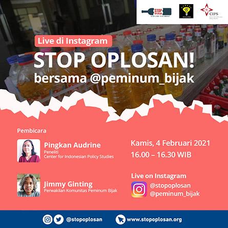 Stop Oplosan