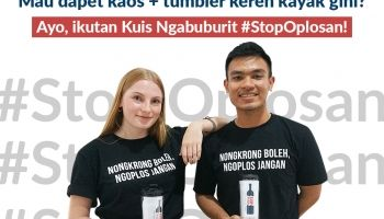 Syarat & Ketentuan Kuis Ngabuburit #StopOplosan